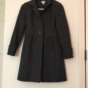 J. Crew Dress Coat